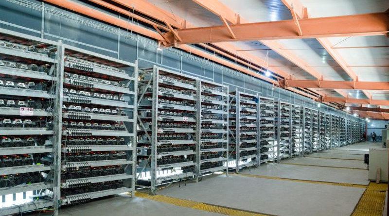 Bitcoin mining Mongolia