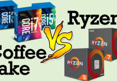 Ryzen vs Coffee Lake