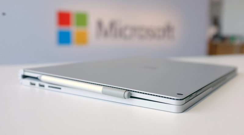 microsoft surfacebook 2